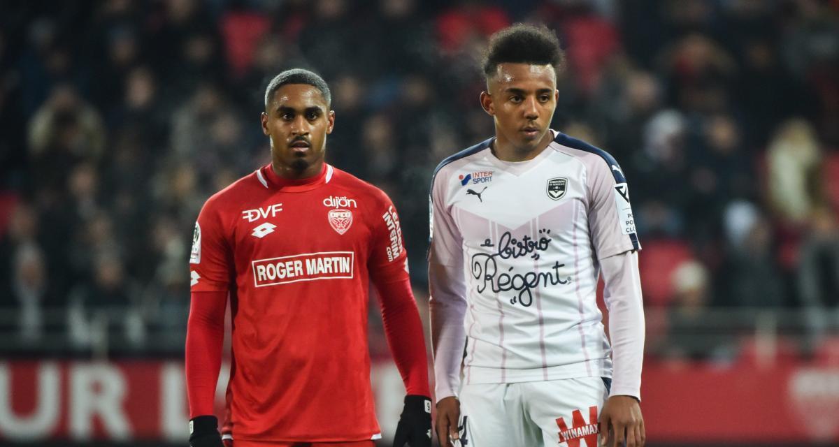 Dijon-Bordeaux : Les Girondins ne décollent pas!