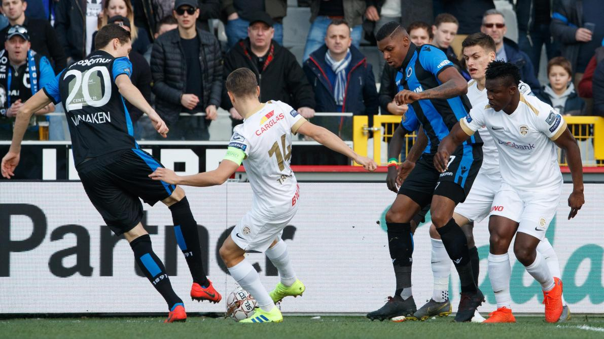 Club Brugge KV – KRC Genk : un match à sensunique