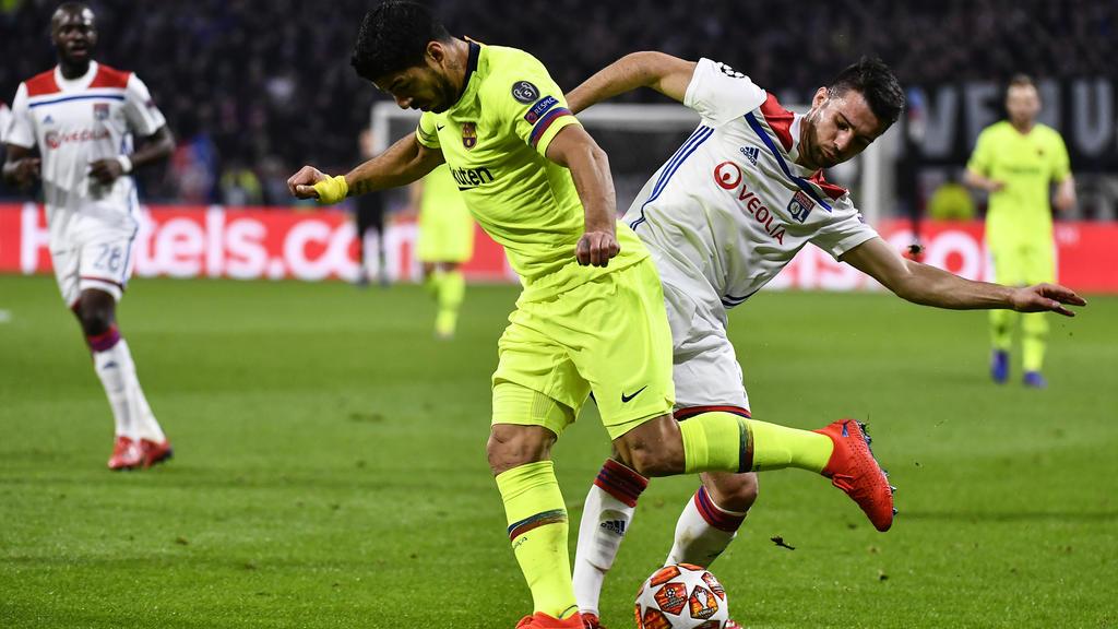 Lyon – Barcelone : L'espoir faitvivre
