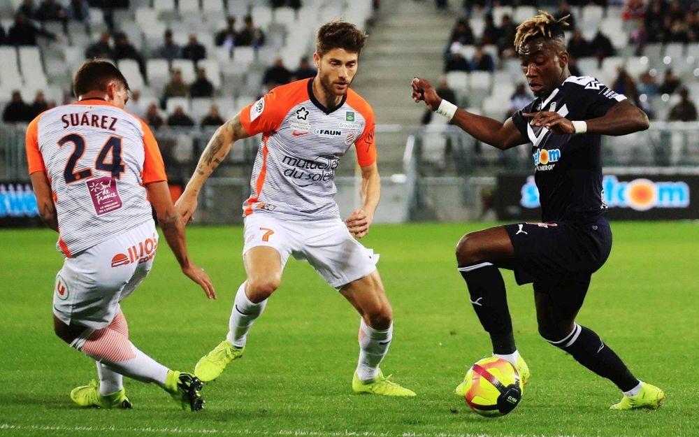 Bordeaux – Montpellier : Les Girondins creusentencore